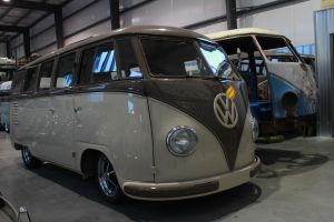 Big Brown Bus by KyleAndTheClassics