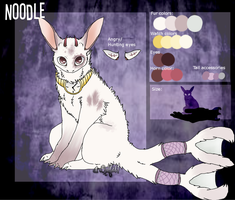 Noodle Ref by Wolfvids