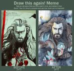 Draw this again meme by Kinko-White