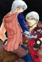 DMC 4 - Do not disturb by Masayoshi220