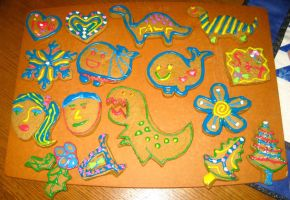 .: Gingerbread Time :. by tanya1