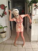 Silent Hill nurse cosplay by Romantically-Geeky
