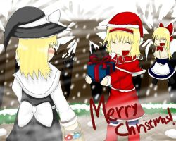 Christmas 2010 by RayXDGreatX