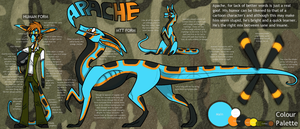 Apache the MTT by RukaSwift