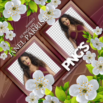 Pack Png 680 - Janel Parrish by worldofpngs