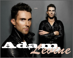 Adam Levine by Molly-MissB