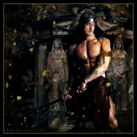 The Young Barbarian by Rickbw1