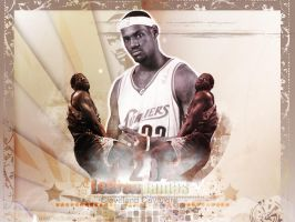 LeBron James by PubliCEn3mY