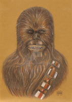 Chewie by Xpendable