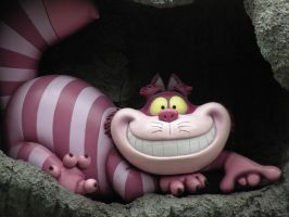 Cheshire Cat by bellefoto