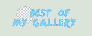 Best of My Gallery by ItsArtBitch