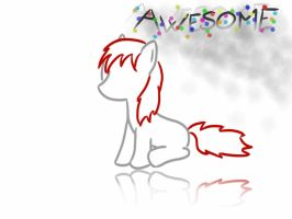 MLP - Awesome by GromekTwist