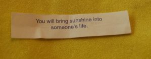 My fortune by KuvHlub