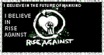 Rise against stamp by cobalt900