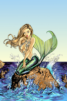 Mermaid color-MrFixit741 by cehnot