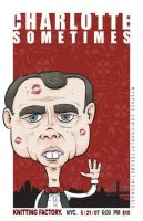 Charlotte Sometimes Poster I by fightingtears