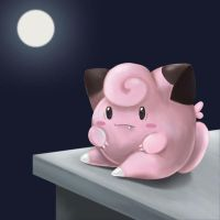 035 Clefairy by Theoinspirations