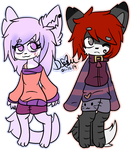 Sisters by Damian-Fluffy-Doge