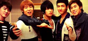 DBSK will cheer you up 2 by smileful