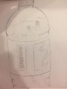 Study of a Soda bottle  by jallenq