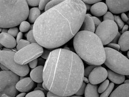 Pebbles by birchley