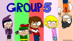 Nick Dante's Group 5 by TheMAM