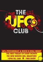The UFO Club Poster by steady-away
