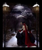 Victorian winter by claudz-ART