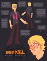 CS :: Amery Kiel by vert-is-ninja