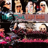 Mega Pack: Lady Gaga by BelieberMonsterBoy