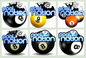 Pool Nation Icon Pack by POOTERMAN