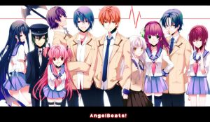 Angel Beats Sim Date? by Shizuki-Yui
