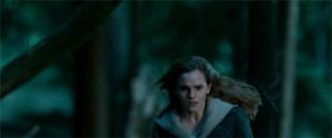 Hermione DH gif by zsorzset