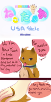 Nekotalia .:NYCat:. by YoshinoClan1