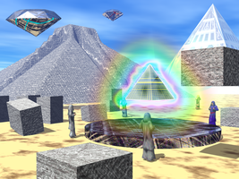 How The Pyramids Were Built by erwebb