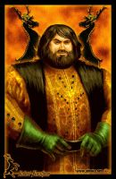 Robert Baratheon by Amok by Xtreme1992