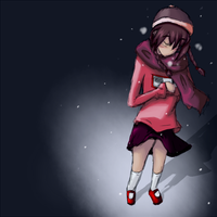 :REQUEST: Madotsuki by Nishubi