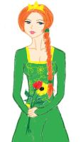 Princess Fiona by tinxi-pixi