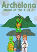 Archelona - the Island of the Turtles by MCsaurus