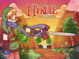 Hyrule Warriors by tsaaif