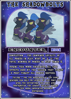 MLP:FiM Card Game: The Shadowbolts by PonyCardGame