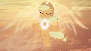 Wallpaper Applejack Honesty Element by Barrfind