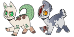 50 point adopts [closed] by thedoomedkitteh