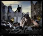 Disaster Scene by ArtReferenceSource