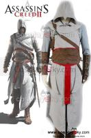 Assassin's Creed Revelation Altair Cosplay Full Ou by cosplaysky123