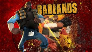 Badlands Demoman by Py-Bun