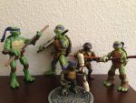 Turtle Power - Donatello by eternalview