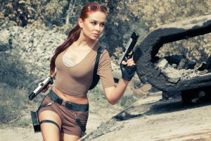 Lara Croft Cosplay #29 by errRust