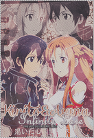 Kirito and Asuna by FabyRM