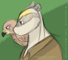 Outcast of Redwall art 1 by angelsunbomb